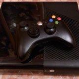 Xbox 360e + любая игра. Фото 1. Ульяновск.