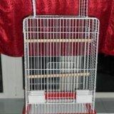 Большая клетка для попугаев. Фото 2. Зеленоград.