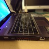 Ноутбук lenovo y570 игровой. Фото 1.