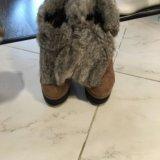 Ботинки зимние. Фото 4. Пушкино.