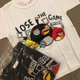 Детские футболки loose the game. Фото 2. Москва.