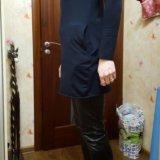 Туника с карманами,свитер сова. Фото 1. Москва.