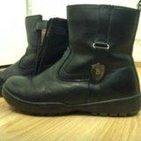 Зимние натуральные ботинки. Фото 1. Балашиха.