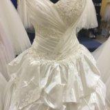 Новое свадебное платье. Фото 2. Москва.