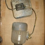 Электродвигатель. Фото 2. Тверь.