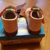 Новые туфли котофей, серия первые шаги, размер 18. Фото 4.