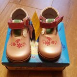 Новые туфли котофей, серия первые шаги, размер 18. Фото 3.