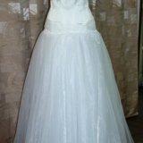 Свадебное платье. Фото 4. Смоленск.