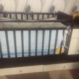 Детская кроватка+матрас+бортики. Фото 2. Дзержинск.