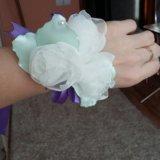 Бутоньерка для подружек невесты, выпускникам.... Фото 1.