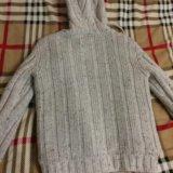 Куртка вязанная bershka. Фото 2. Люберцы.