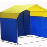 Торговая палатка. Фото 1. Самара.