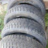 Зимние шины dunlop graspik ds3 15/185/65. Фото 2.