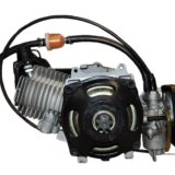 Двигатель триммер. Фото 2.