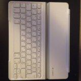 Клавиатура под планшет logitech. Фото 1.