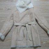 Теплое зимнее пальто. Фото 1. Кострома.