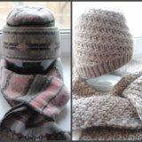 Шапки и шарфы. Фото 1. Канаш.