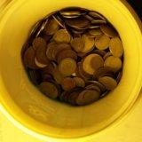 Старинные монеты. Фото 1.