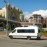 Автобус. Фото 1. Казань.