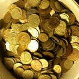 Старинные монеты. Фото 4.