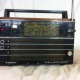 """Радиоприёмник  """"океан 209"""" ссср. Фото 1."""