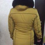 Зимняя куртка с натуральным мехом. Фото 3.