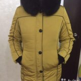 Зимняя куртка с натуральным мехом. Фото 4.