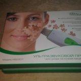 Ультразвуковой прибор для ухода за кожей лица. Фото 1.