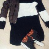 Куртка,кофта,кросы. Фото 1.