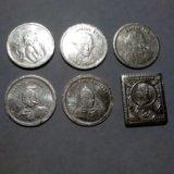 Продам. монета коллекционная. Фото 1. Новокубанск.