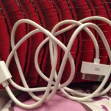 Usb кабель для iphone 4 4s  копия. Фото 1. Москва.