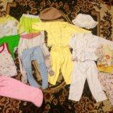 Пакет одежды от 63 до 74. Фото 1.