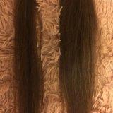 Натуральные волосы для наращивания. Фото 2.