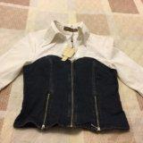 Новая блузка с корсетом. Фото 1.