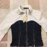 Новая блузка с корсетом. Фото 2.