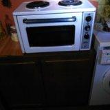 Продам плиту электрическую с духовкой. Фото 1.