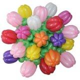 Тюльпанчики из воздушных шариков. Фото 3.