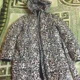 Зимняя куртка-пальто. Фото 2. Звенигород.