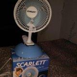Вентилятор. Фото 1.