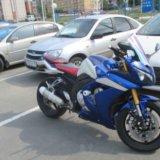 Yamaha fz1-s. Фото 1.