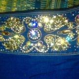 Юбка джинсовая. Фото 3. Махачкала.