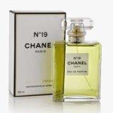 Chanel no19 оригинальная продукция. Фото 1.