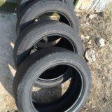 Продам шины bridgestone 235/55/19. Фото 2. Новосибирск.