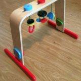 Тренажер турничек для малыша. Фото 1.