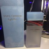 Женские dolce and gabbana light blue 50ml. Фото 1.