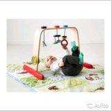 Тренажер турничек для малыша. Фото 2.