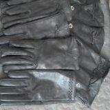 Кожаные перчатки. Фото 1. Уфа.