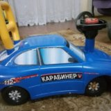 Детская машина. Фото 2. Мурманск.