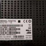 Модем/wifi роутер  thomson tcw770. Фото 3.
