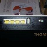 Модем/wifi роутер  thomson tcw770. Фото 4.